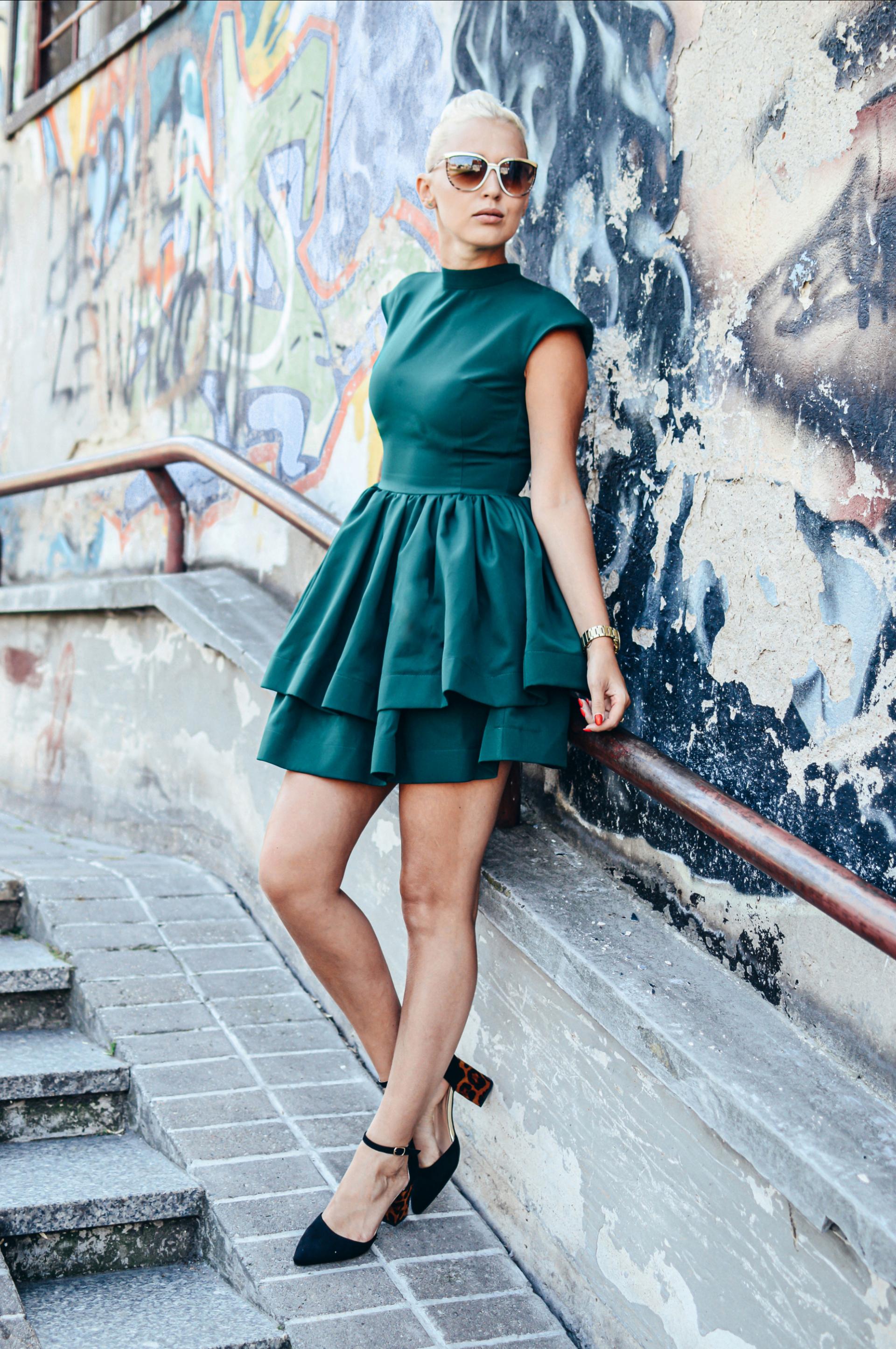 sukienka nawesele