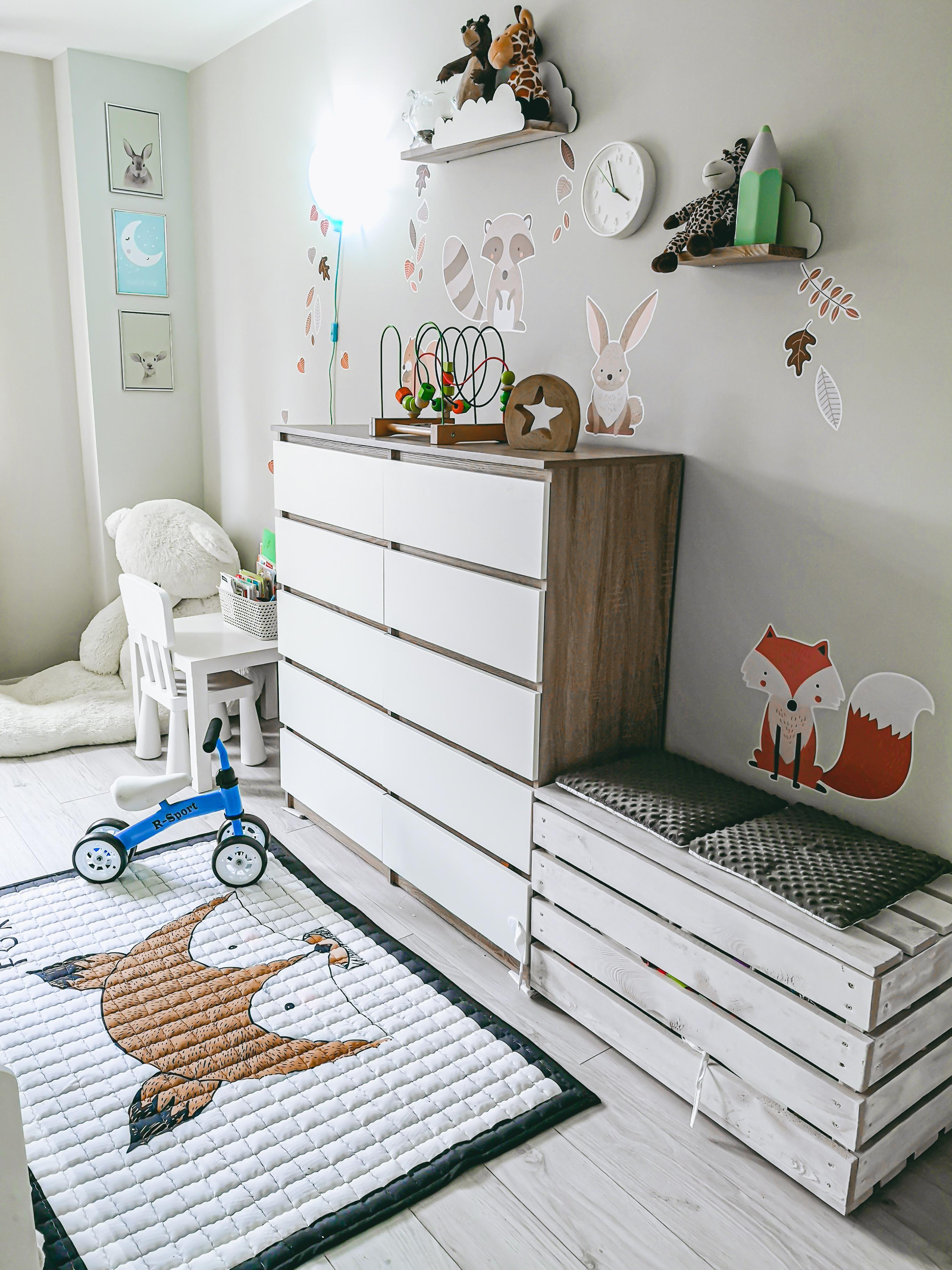 naklejki dekoracyjne dopokoju dziecka